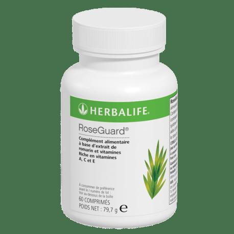 Nouveau complément alimentaire Herbalife RoseGuard