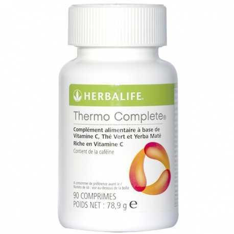 Thermo Complete - Accélérateur minceur Herbalife pour atteindre vos objectifs minceur