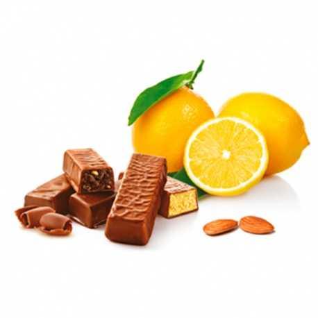 Barres aux protéines enrobées de chocolat Herbalife, des encas gourmands riches en glucides et protéines