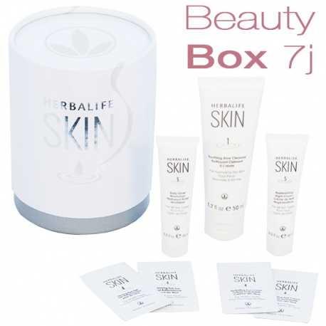 Beauty Box Skin 7 jours Coffret découverte Herbalife