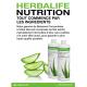 Bebida concentrada de Aloe Vera, sabor de Mango o sabor Original Herbalife