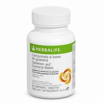 Complément alimentaire énergisant Guarana Herbalife