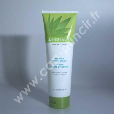 Savon mains et corps à l'Aloe Vera Herbal Aloe - Herbalife