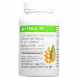 Complément alimentaire à base de fibres et de plantes Herbalife