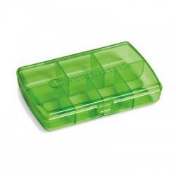 Boîte à tablettes et comprimés translucide (4 tailles disponibles) Herbalife