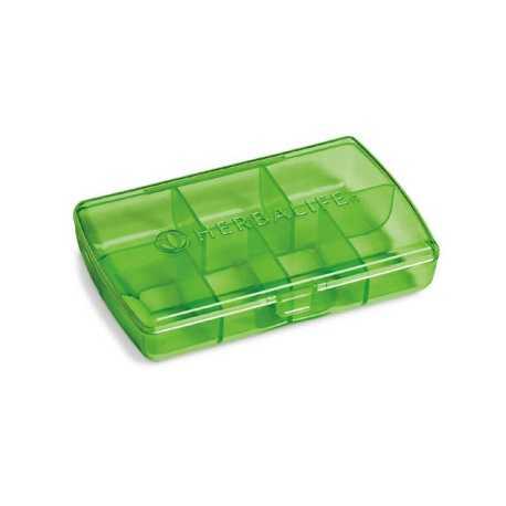 Boîte à tablettes et comprimés translucide petit modèle Herbalife