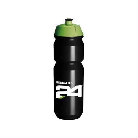 Gourde sport verte ou noire 750 mL Herbalife
