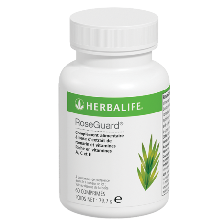 Complément alimentaire RoseGuard Herbalife