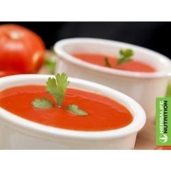 Soupe Velouté gourmet à la tomate
