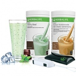 Pack Duo Formula 1 Herbalife avec mini-mixeur exclusif