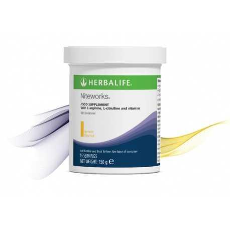 Niteworks Herbalife. Favorise une bonne circulation sanguine et vasculaire