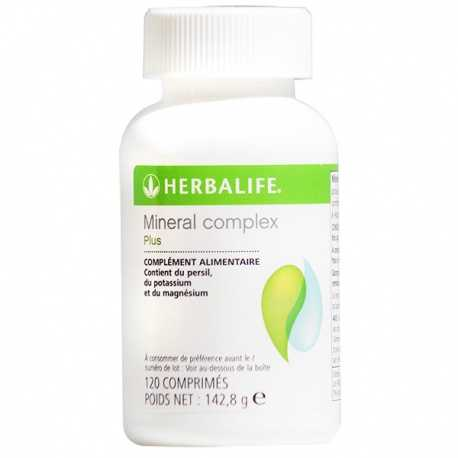Complement alimentario Mineral Complex Plus Herbalife