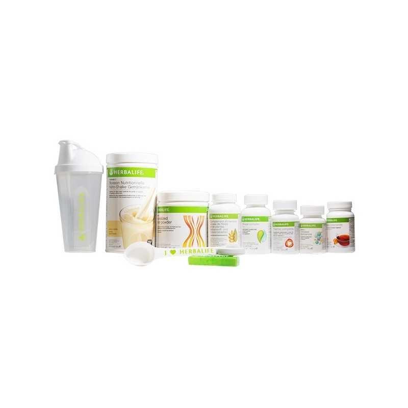 Paquete Top Adelgazante Herbalife n°1 mundial* de comidas
