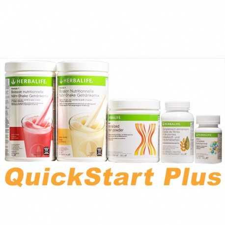 Pack Minceur Quickstart Herbalife