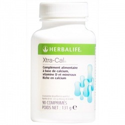 Complément alimentaire Xtra-Cal Herbalife