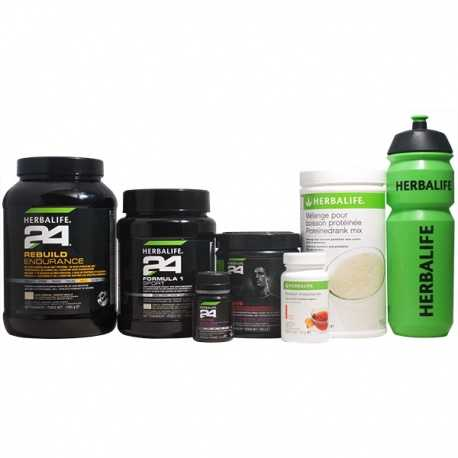 Pack Top Sèche Sport Max H24 Herbalife