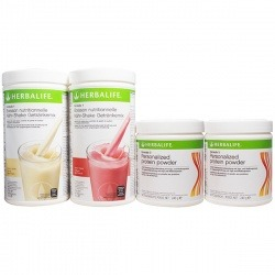 Programme Prise de poids Eco Herbalife