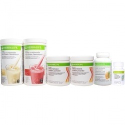 Pack Prise de poids Advanced Herbalife