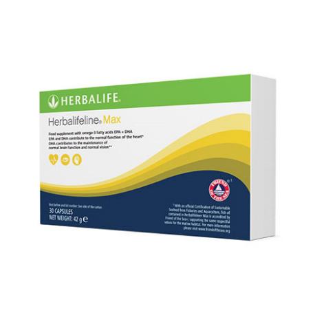 Complément alimentaire Herbalifeline Max - Herbalife