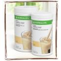 Boisson prise de poids vanille onctueuse Formula 1 Herbalife sans gluten nouvelle génération. 2 formats économiques