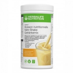 Boisson minceur Formula 1 Herbalife Fruit tropical