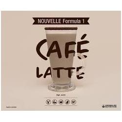 Boisson Formula 1 Herbalife café latté pour stabiliser le poids