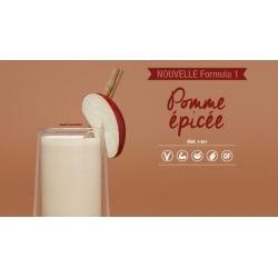 Boisson Formula 1 Herbalife Pomme épicée pour stabiliser le poids