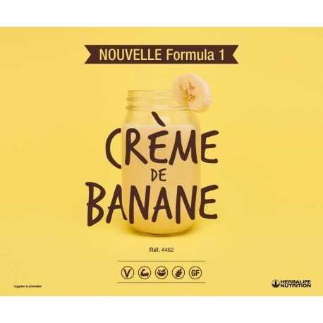 Formula 1 Herbalife banana