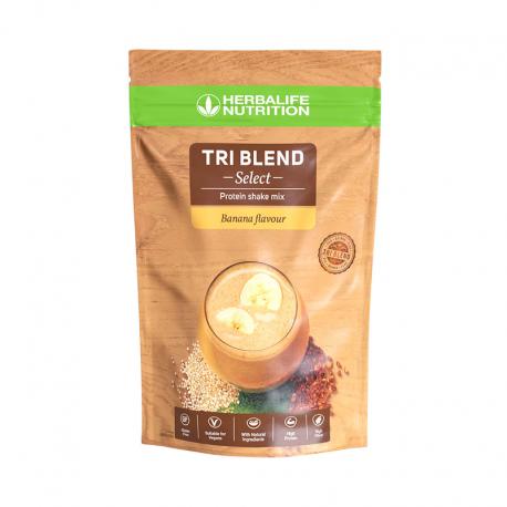 Boisson Tri Blend select Herbalife. Shake protéiné vegan sans gluten