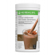 Profitez d'une nutrition équilibrée avec le repas prise de poids Herbalife F1 chocolat gourmand
