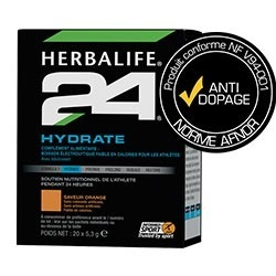 Hydrate H24 - Herbalife boisson sport