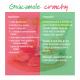 Chips Protéinées Herbalife. 10 sachets de 30g. 2 saveurs barbecue ou oignons et Cream
