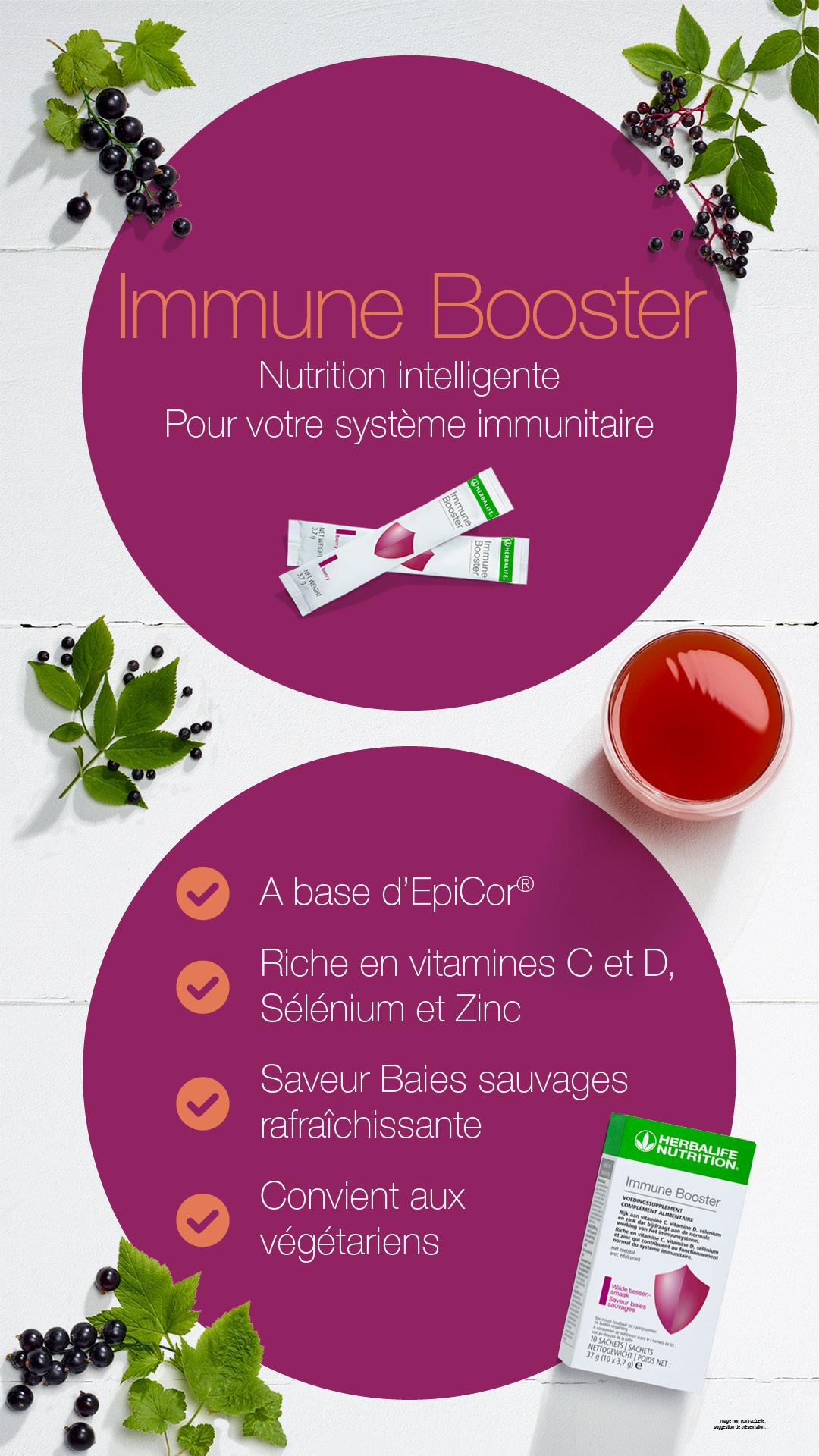 Immune Booster Herbalife Nutrition