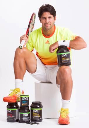 Fernando Verdasco, tennisman talentueux et partenaire Herbalife