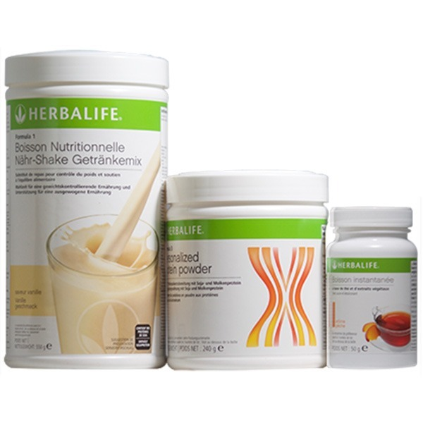 Pack de sèche musculaire Sport Classic Herbalife