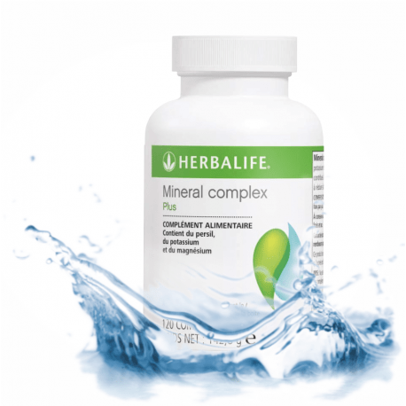 Draîneur anti-cellulite Mineral Complex Plus Herbalife