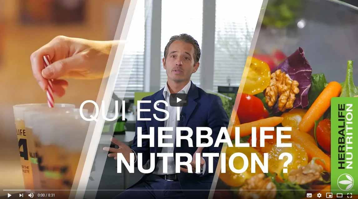 Qui est Herbalife, 8 min pour tout savoir !