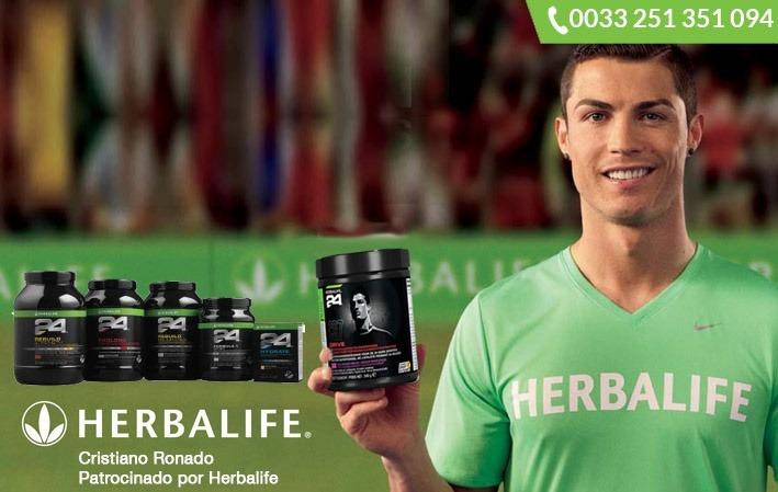 Nutrición Deportiva Herbalife 24 >>>